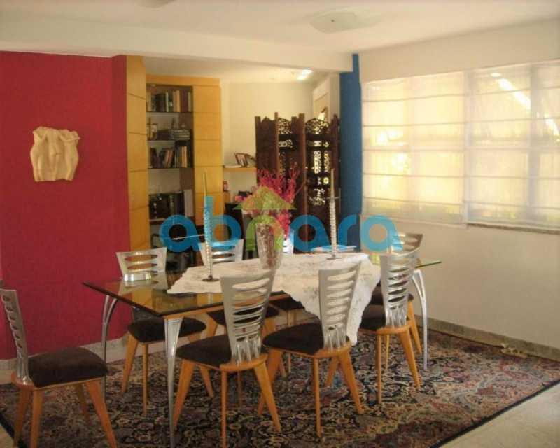 AB14 - Casa 4 quartos à venda Cosme Velho, Rio de Janeiro - R$ 1.700.000 - CPCA40028 - 7