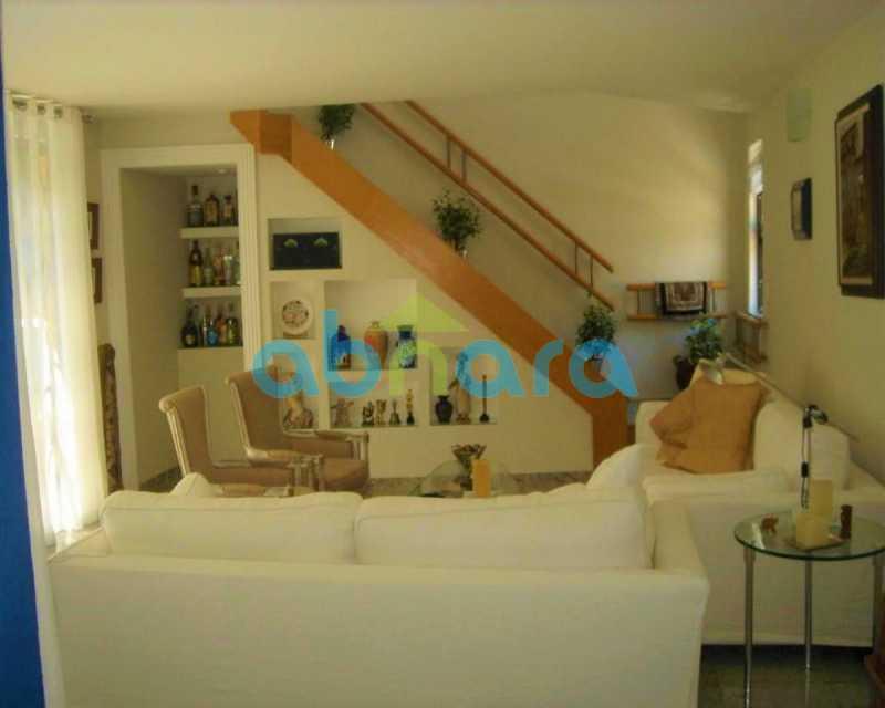 AB17 - Casa 4 quartos à venda Cosme Velho, Rio de Janeiro - R$ 1.700.000 - CPCA40028 - 3
