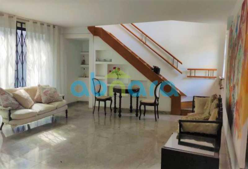 AB23 - Casa 4 quartos à venda Cosme Velho, Rio de Janeiro - R$ 1.700.000 - CPCA40028 - 5