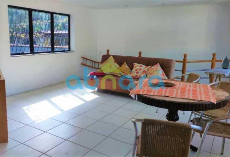 ABANARA3 - Casa 4 quartos à venda Cosme Velho, Rio de Janeiro - R$ 1.700.000 - CPCA40028 - 16