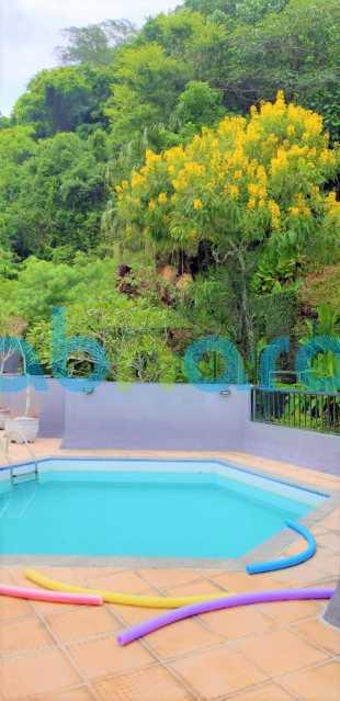 ABNARA2 - Casa 4 quartos à venda Cosme Velho, Rio de Janeiro - R$ 1.700.000 - CPCA40028 - 1