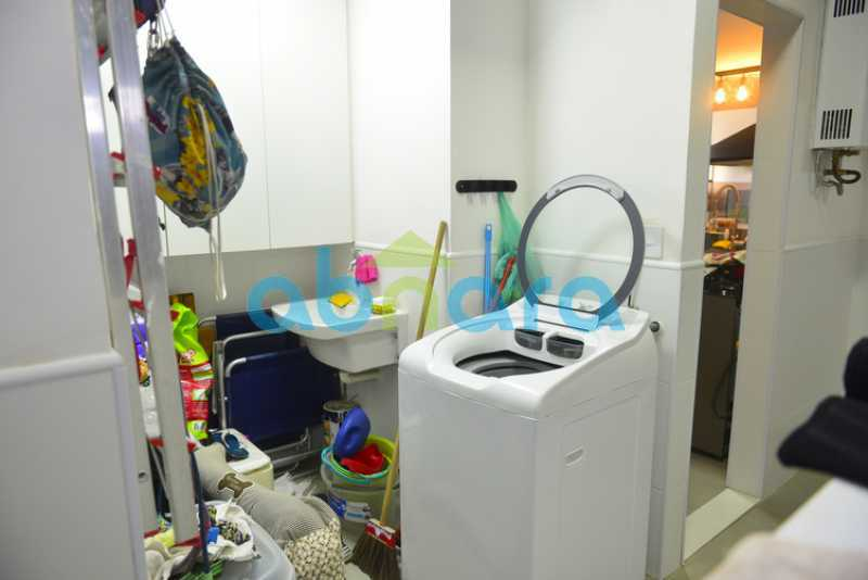 19 - Apartamento 3 quartos à venda Leme, Rio de Janeiro - R$ 1.600.000 - CPAP31127 - 21