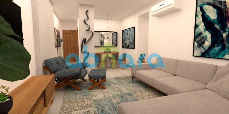 1 - Apartamento 2 quartos à venda Botafogo, Rio de Janeiro - R$ 790.000 - CPAP20693 - 1
