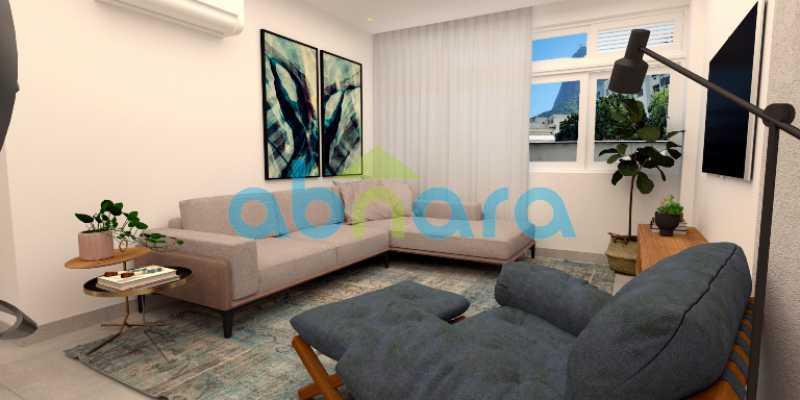 2 - Apartamento 2 quartos à venda Botafogo, Rio de Janeiro - R$ 790.000 - CPAP20693 - 3
