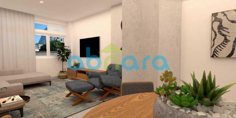 3 - Apartamento 2 quartos à venda Botafogo, Rio de Janeiro - R$ 790.000 - CPAP20693 - 4
