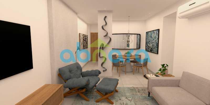 4 - Apartamento 2 quartos à venda Botafogo, Rio de Janeiro - R$ 790.000 - CPAP20693 - 5