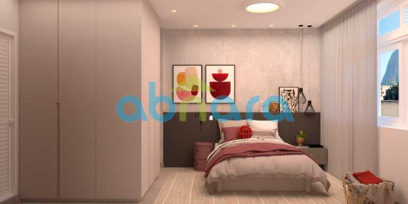 5 - Apartamento 2 quartos à venda Botafogo, Rio de Janeiro - R$ 790.000 - CPAP20693 - 6