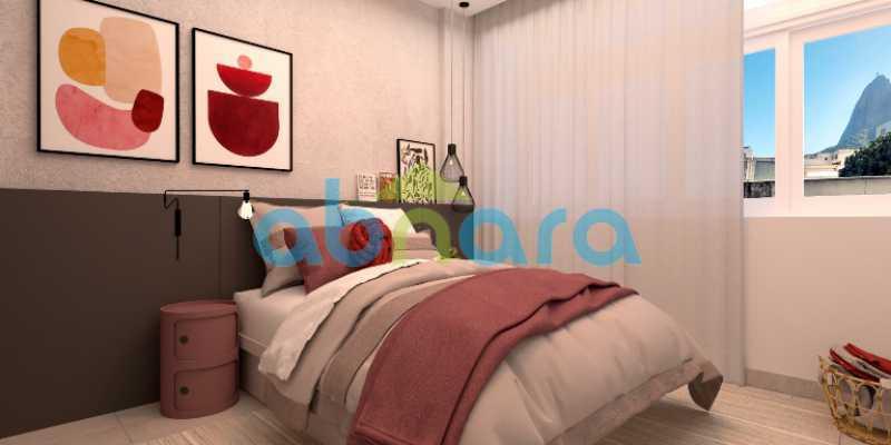 6 - Apartamento 2 quartos à venda Botafogo, Rio de Janeiro - R$ 790.000 - CPAP20693 - 7