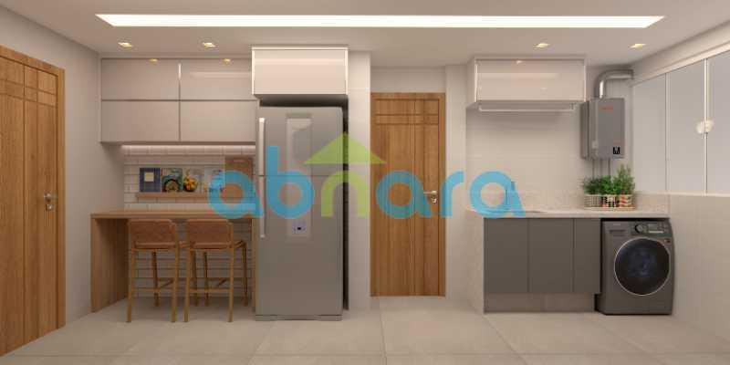 8 - Apartamento 2 quartos à venda Botafogo, Rio de Janeiro - R$ 790.000 - CPAP20693 - 9