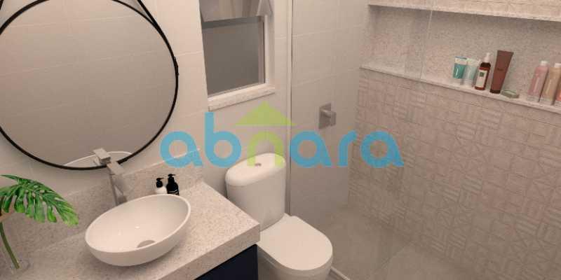 10 - Apartamento 2 quartos à venda Botafogo, Rio de Janeiro - R$ 790.000 - CPAP20693 - 11