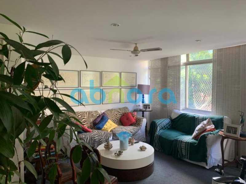 1. - Apartamento 4 quartos à venda Lagoa, Rio de Janeiro - R$ 2.700.000 - CPAP40489 - 1