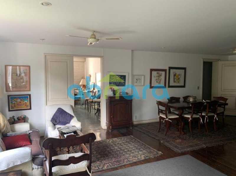 4. - Apartamento 4 quartos à venda Lagoa, Rio de Janeiro - R$ 2.700.000 - CPAP40489 - 5