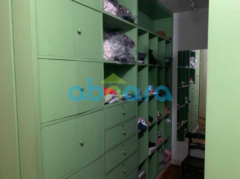 8. - Apartamento 4 quartos à venda Lagoa, Rio de Janeiro - R$ 2.700.000 - CPAP40489 - 9