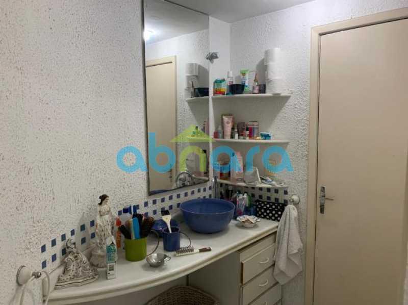 10. - Apartamento 4 quartos à venda Lagoa, Rio de Janeiro - R$ 2.700.000 - CPAP40489 - 11