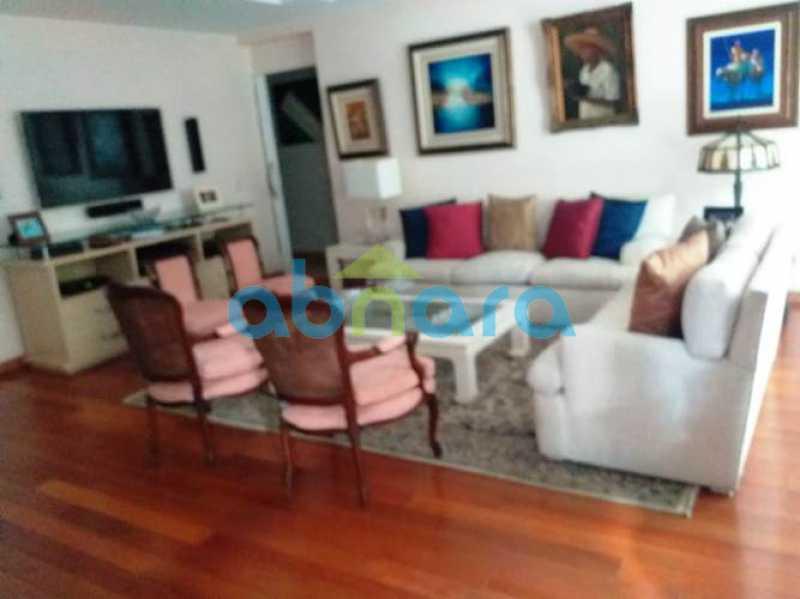1. - Apartamento 3 quartos à venda Leblon, Rio de Janeiro - R$ 4.200.000 - CPAP31137 - 1