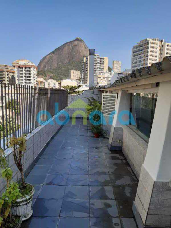 WhatsApp Image 2021-06-25 at 1 - Apartamento 1 quarto à venda Leblon, Rio de Janeiro - R$ 990.000 - CPAP10399 - 1