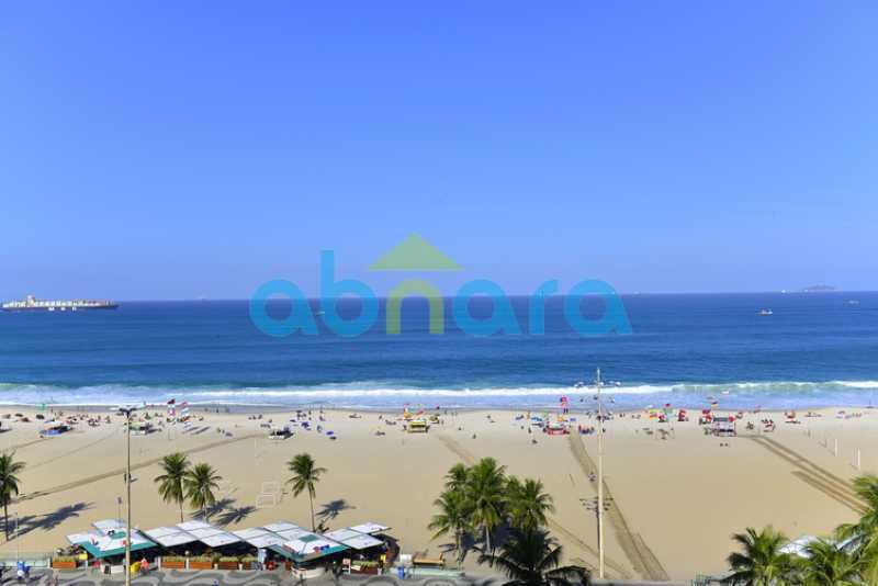 1 - Frente para o mar, 4 quartos, 2 vagas de garagem, Copacabana - CPAP40494 - 1