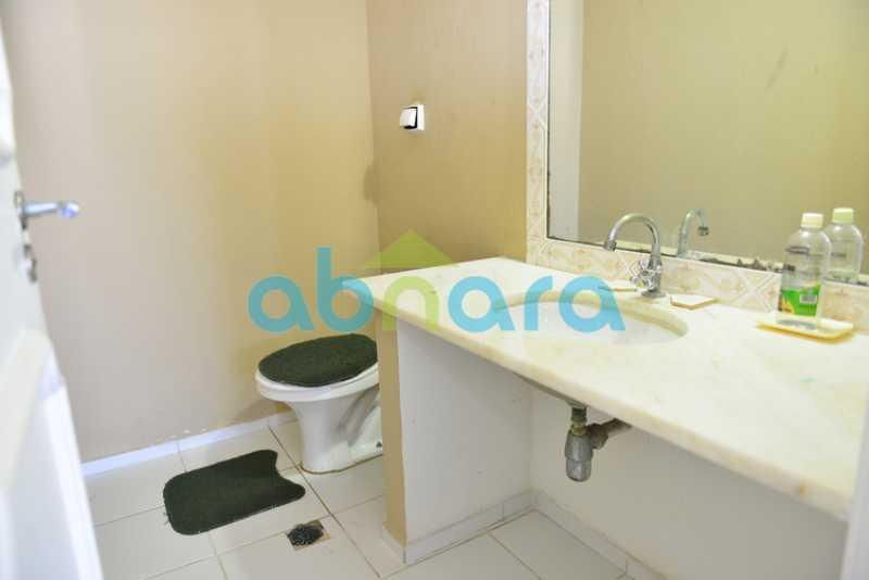 3 - Frente para o mar, 4 quartos, 2 vagas de garagem, Copacabana - CPAP40494 - 4