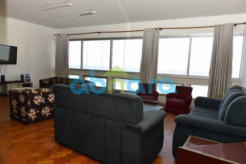 4 - Frente para o mar, 4 quartos, 2 vagas de garagem, Copacabana - CPAP40494 - 5