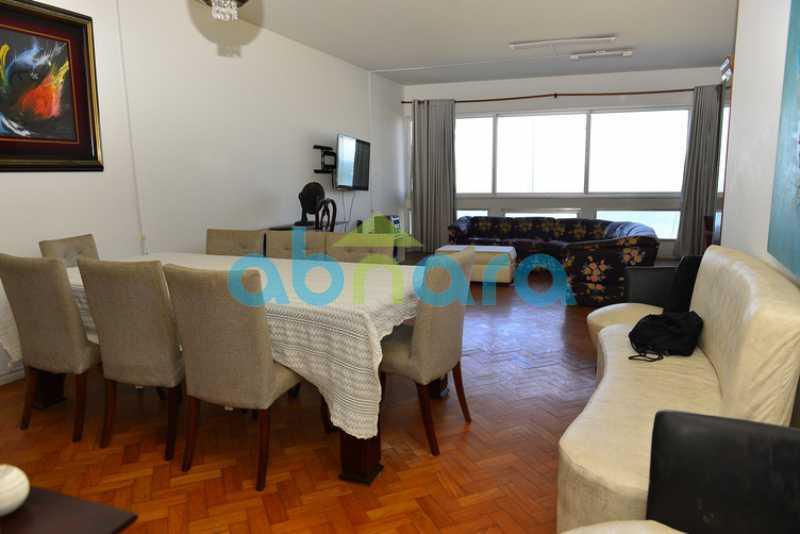 6 - Frente para o mar, 4 quartos, 2 vagas de garagem, Copacabana - CPAP40494 - 7