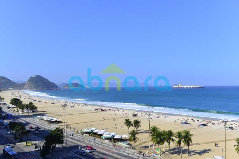 7 - Frente para o mar, 4 quartos, 2 vagas de garagem, Copacabana - CPAP40494 - 8