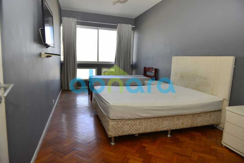 8 - Frente para o mar, 4 quartos, 2 vagas de garagem, Copacabana - CPAP40494 - 9