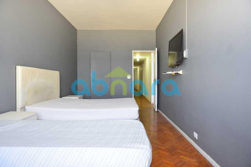 9 - Frente para o mar, 4 quartos, 2 vagas de garagem, Copacabana - CPAP40494 - 10