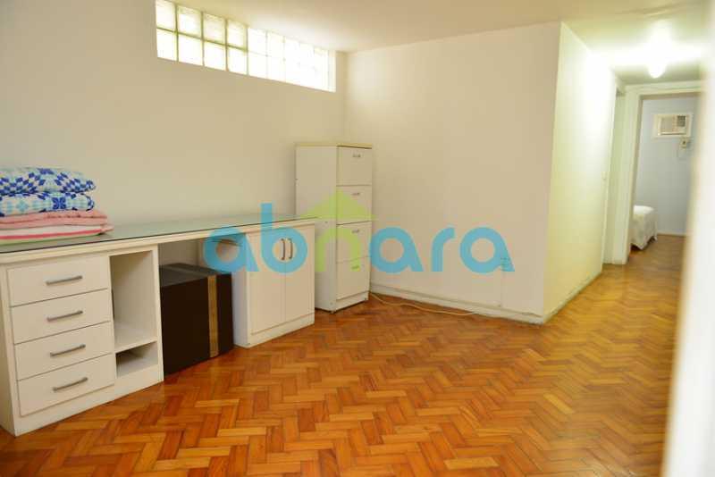 10 - Frente para o mar, 4 quartos, 2 vagas de garagem, Copacabana - CPAP40494 - 11