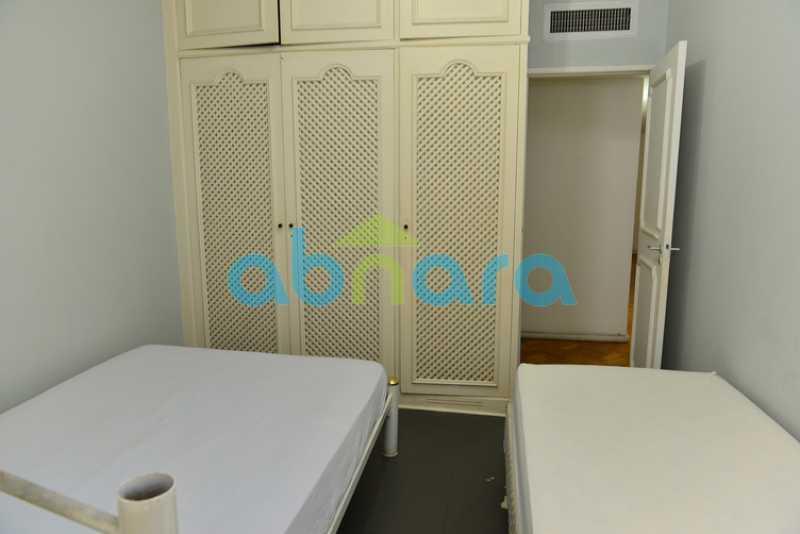 15 - Frente para o mar, 4 quartos, 2 vagas de garagem, Copacabana - CPAP40494 - 16