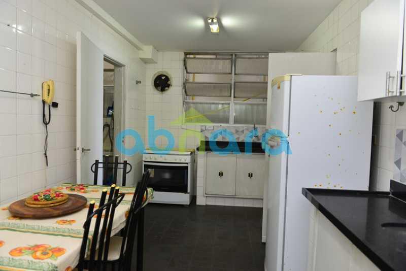 17 - Frente para o mar, 4 quartos, 2 vagas de garagem, Copacabana - CPAP40494 - 18