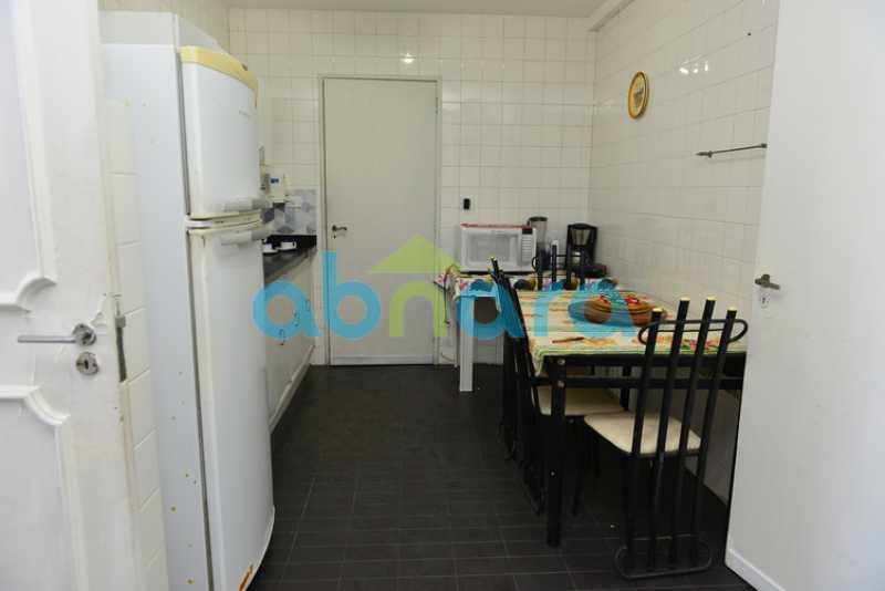 18 - Frente para o mar, 4 quartos, 2 vagas de garagem, Copacabana - CPAP40494 - 19