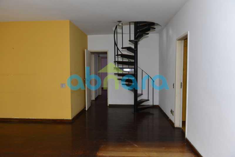 3 - cobertura, duplex, churrasqueira, 2 vagas - CPCO30100 - 4