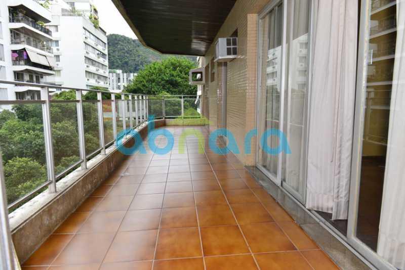 13 - cobertura, duplex, churrasqueira, 2 vagas - CPCO30100 - 15