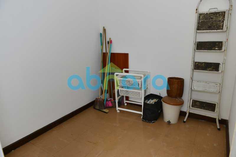 19 - cobertura, duplex, churrasqueira, 2 vagas - CPCO30100 - 21