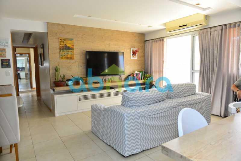 2 - cobertura, duplex, infraestrutura completa, Reformada, Botafogo, melhor  localização, - CPCO30101 - 3