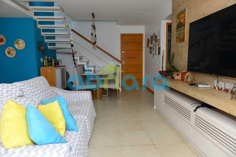 3 - cobertura, duplex, infraestrutura completa, Reformada, Botafogo, melhor  localização, - CPCO30101 - 4