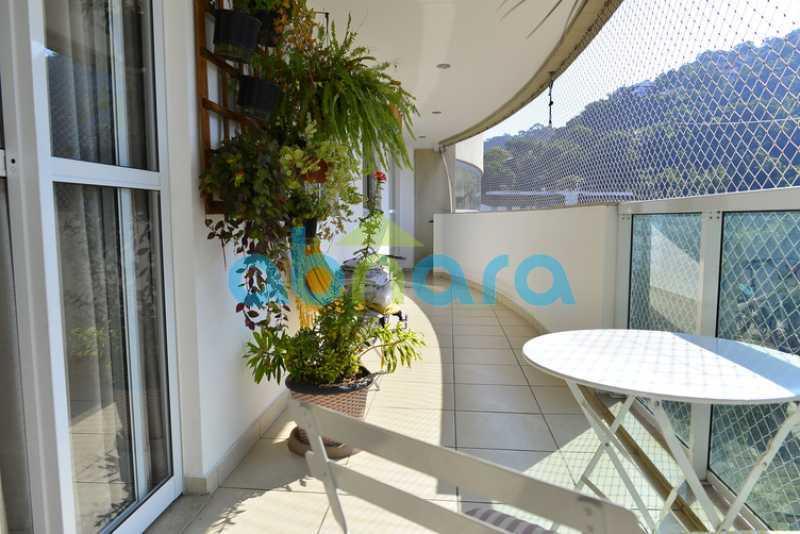 4 - cobertura, duplex, infraestrutura completa, Reformada, Botafogo, melhor  localização, - CPCO30101 - 5