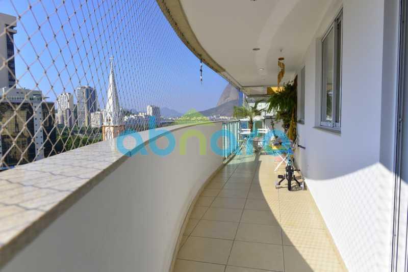 5 - cobertura, duplex, infraestrutura completa, Reformada, Botafogo, melhor  localização, - CPCO30101 - 6