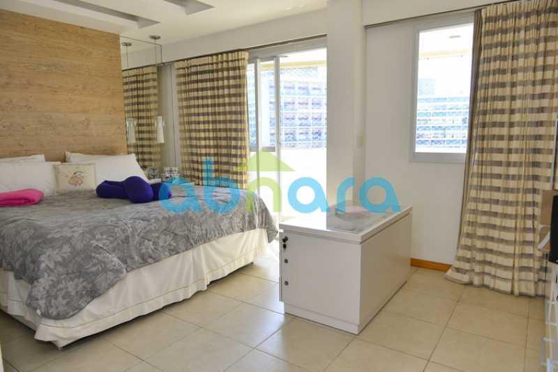 9 - cobertura, duplex, infraestrutura completa, Reformada, Botafogo, melhor  localização, - CPCO30101 - 10