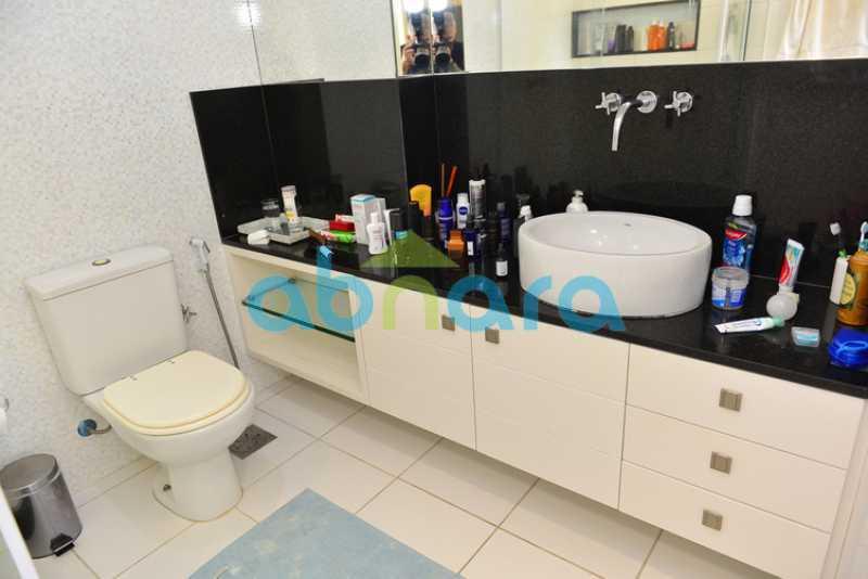 12 - cobertura, duplex, infraestrutura completa, Reformada, Botafogo, melhor  localização, - CPCO30101 - 13