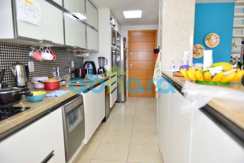 14 - cobertura, duplex, infraestrutura completa, Reformada, Botafogo, melhor  localização, - CPCO30101 - 15