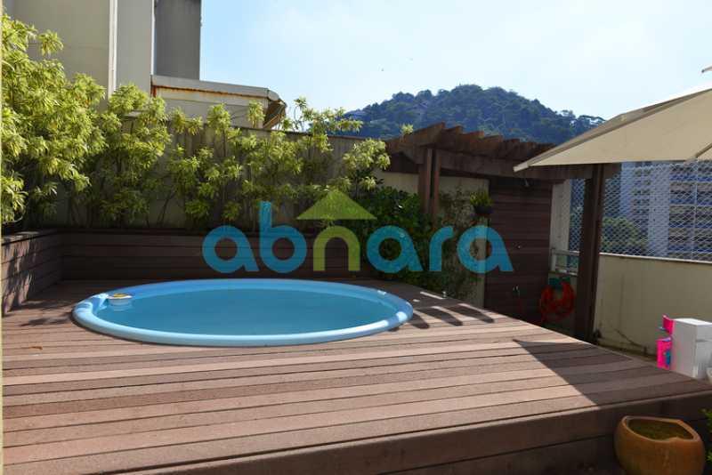 19 - cobertura, duplex, infraestrutura completa, Reformada, Botafogo, melhor  localização, - CPCO30101 - 20