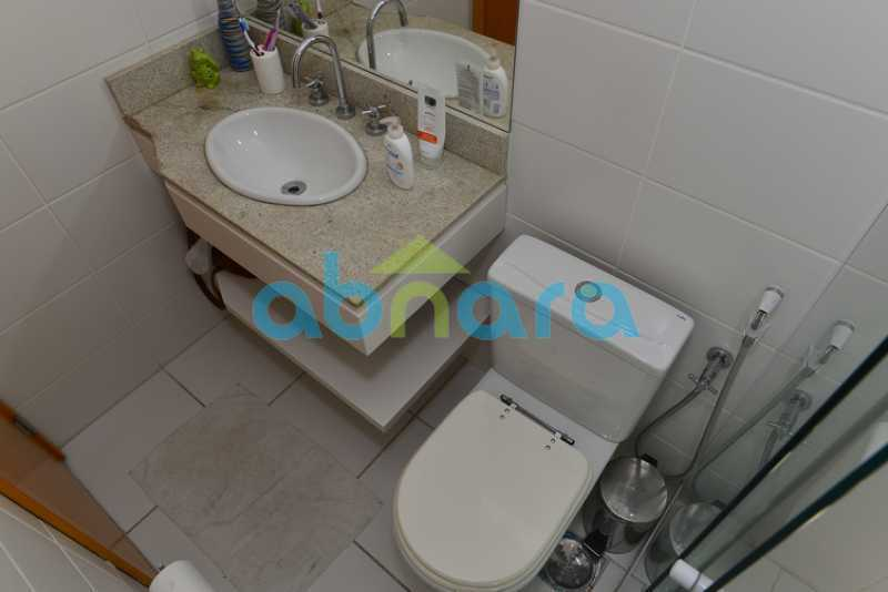 23 - cobertura, duplex, infraestrutura completa, Reformada, Botafogo, melhor  localização, - CPCO30101 - 24