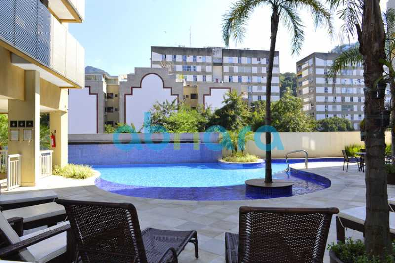 27 - cobertura, duplex, infraestrutura completa, Reformada, Botafogo, melhor  localização, - CPCO30101 - 28