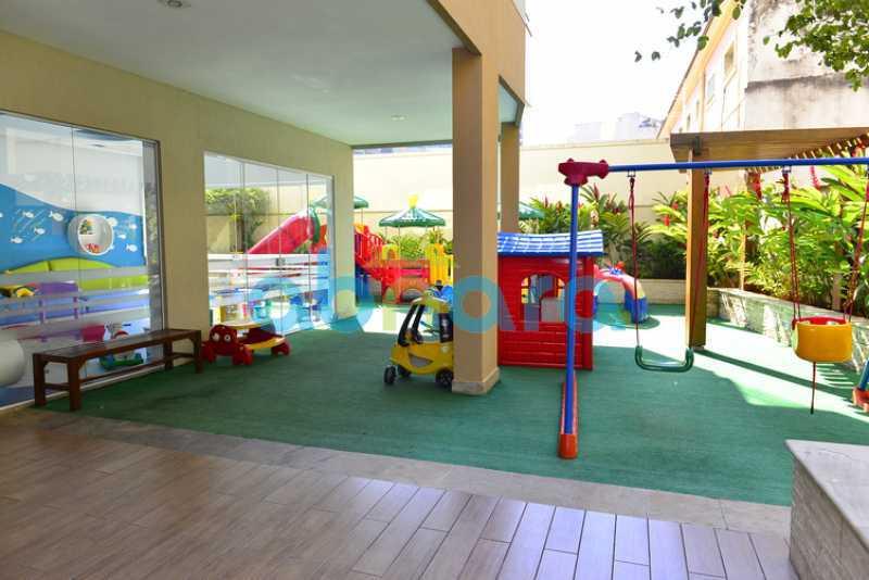 28 - cobertura, duplex, infraestrutura completa, Reformada, Botafogo, melhor  localização, - CPCO30101 - 29