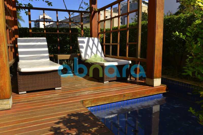 30 - cobertura, duplex, infraestrutura completa, Reformada, Botafogo, melhor  localização, - CPCO30101 - 31