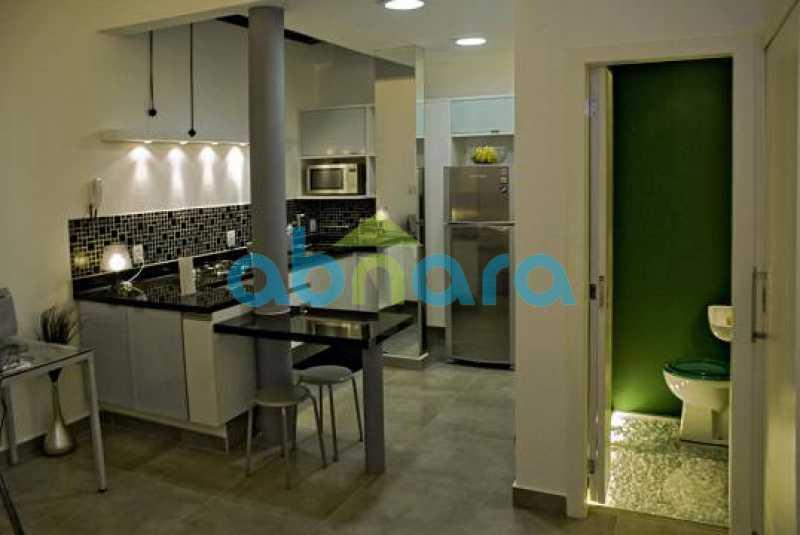1. - Apartamento 1 quarto à venda Ipanema, Rio de Janeiro - R$ 710.000 - CPAP10404 - 1