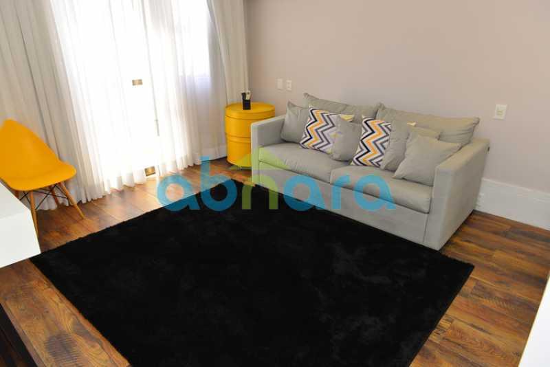 28 - luxo, luxuosa, cobertura Duplex, 1 por andar, Alto padrão, Leblon - CPCO40117 - 27