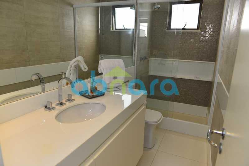30 - luxo, luxuosa, cobertura Duplex, 1 por andar, Alto padrão, Leblon - CPCO40117 - 28