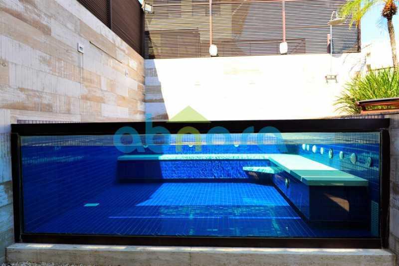 36 - luxo, luxuosa, cobertura Duplex, 1 por andar, Alto padrão, Leblon - CPCO40117 - 31